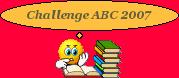 Le blog du Challenge ABC