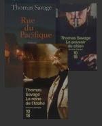 Thomas Savage sur Wikipédia
